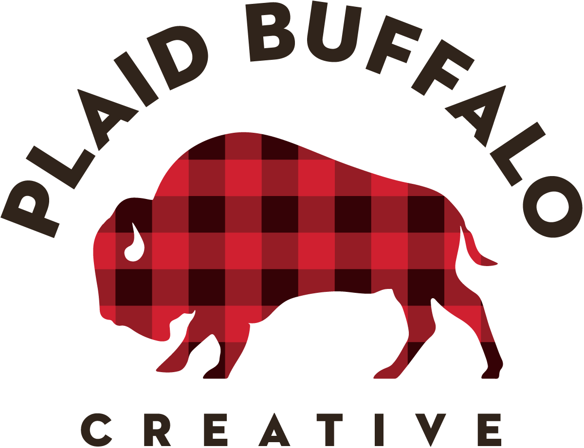 Plaid Buffalo Creative logo